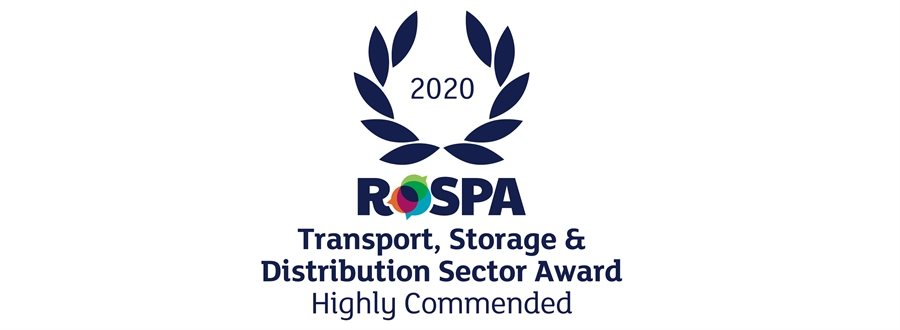 Palletline Ltd receives RoSPA Highly Commended Award for health and safety achievements