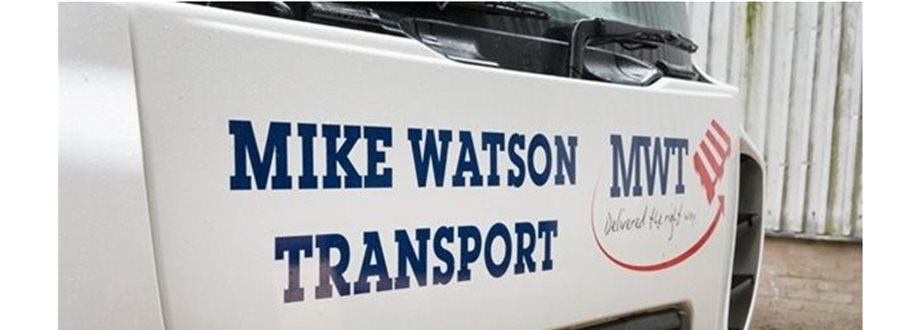 Growth leads to larger premises at Mike Watson Transport has moved to larger premises