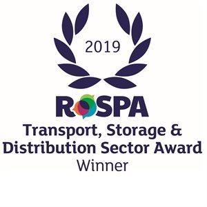 Transport, Storage & Distribution Industry Sector Winner